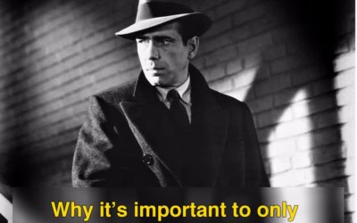 Why it's important to only hire a registered or licensed private investigator